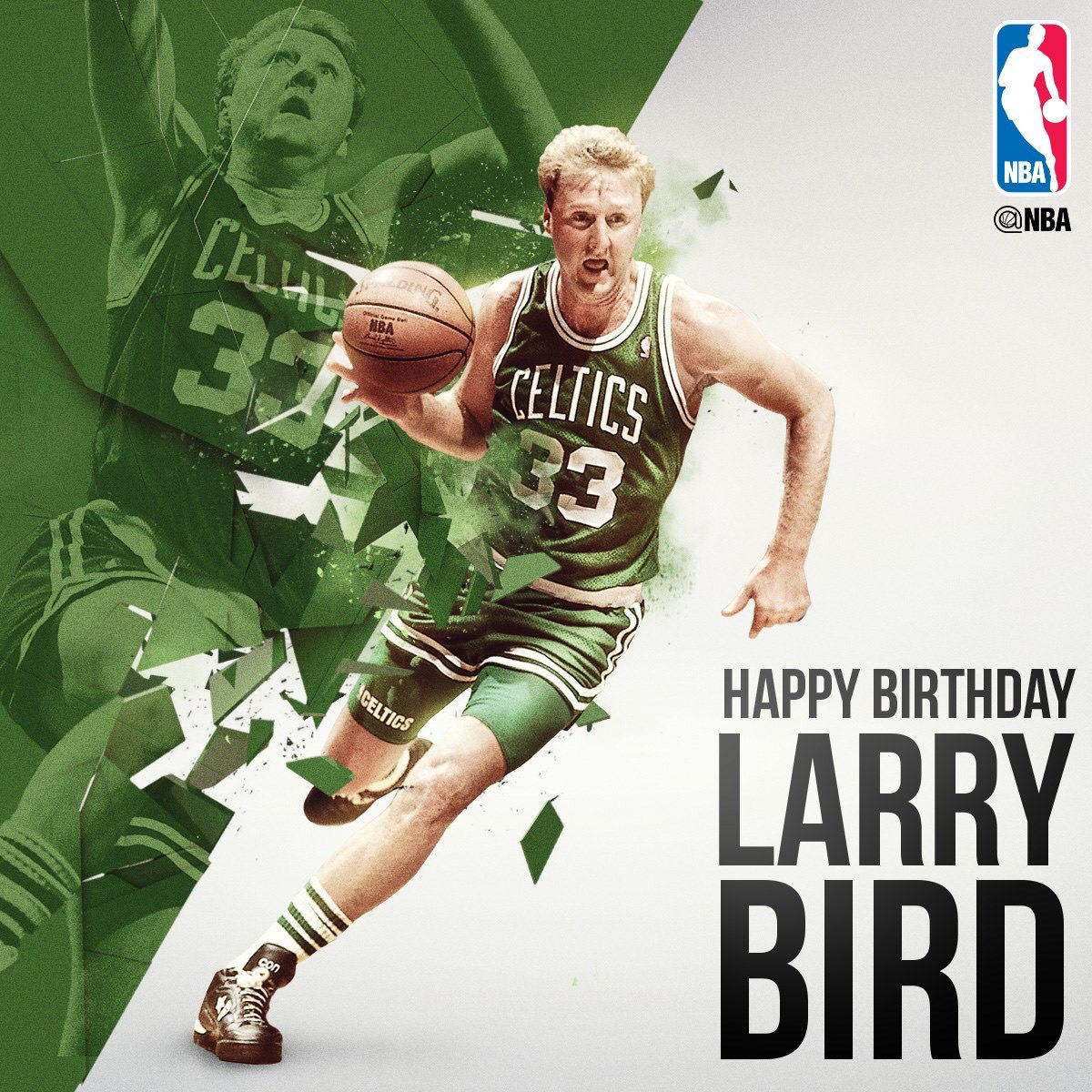 Happy Birthday Larry. one of the great basketball players