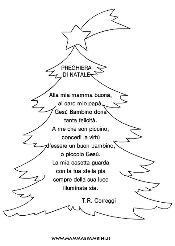 Poesie Di Natale Infanzia.Poesia Navidad Natale Bambini Di Natale E Auguri Natale