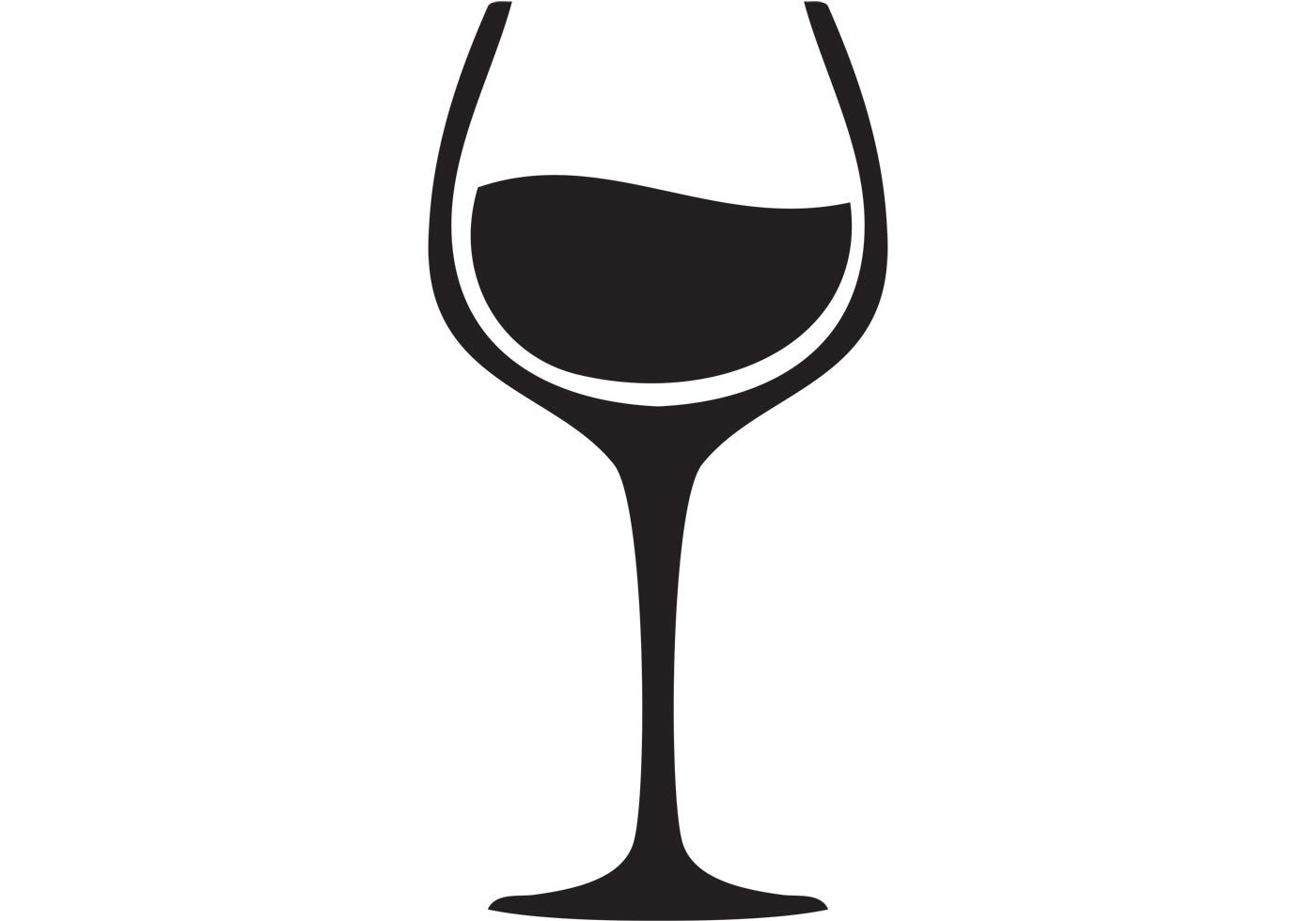 New Wine Glass Vector This Wine Glass Vector Is Great For A Drink