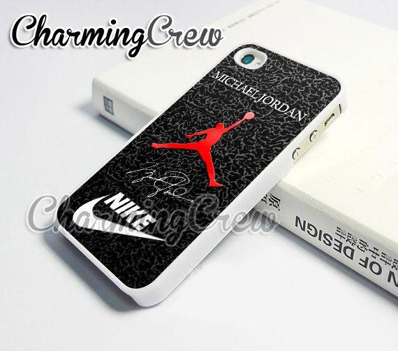 new style 8ee69 342f0 Nike Michael Jordan iPhone 4/4s/5/5s/5c Case by CharmingCrew, $16.00 ...