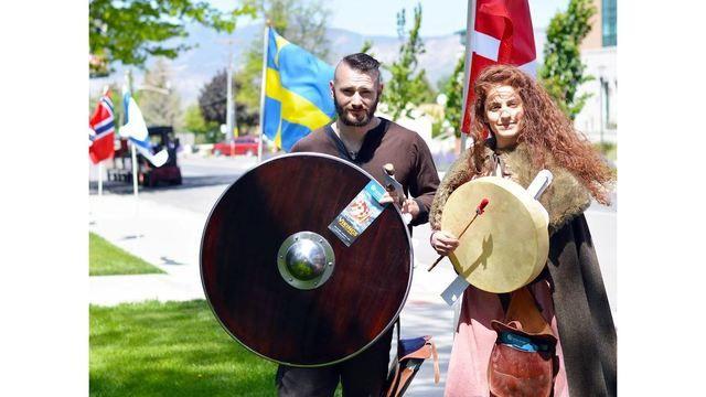 Ephraim Abc4 Utah The Annual Scandinavian Heritage Festival Celebrates The Scandinavian Pioneers Who Settled Ephraim And Dozen Scandinavian Heritage Festival