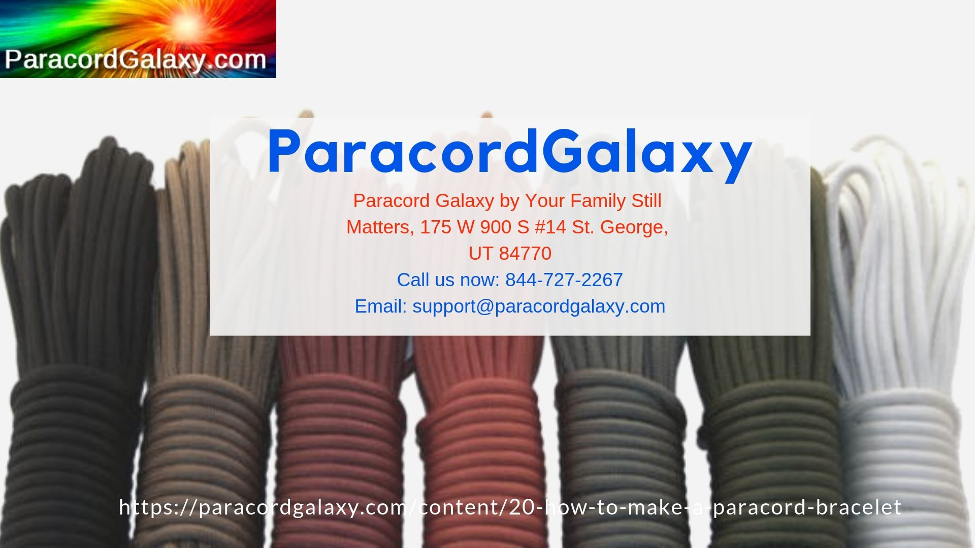 We Have 550 Paracord 550 Cord Parachute Cord More Than 900