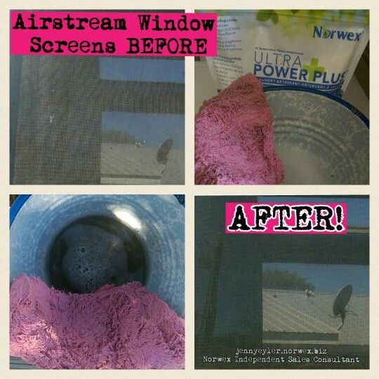 Dirty window screens i used the norwex bathroom scrub for How to use norwex bathroom scrub mitt