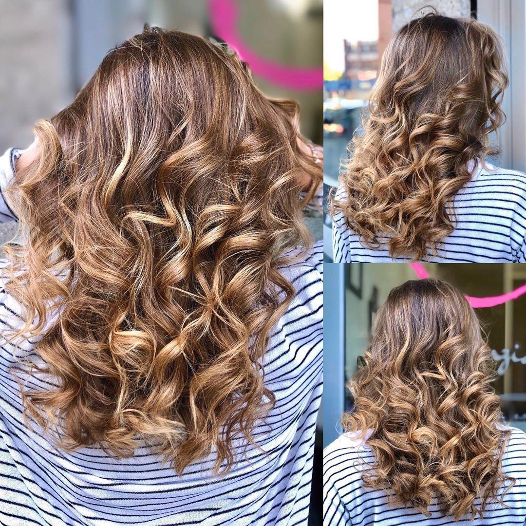 L Essenziale Parrucchiere Su Instagram S U N K I S S E D Schiariture Effetto Sunkissed Anche In Autunno Per Un Lo Hair Styles Beauty Long Hair Styles