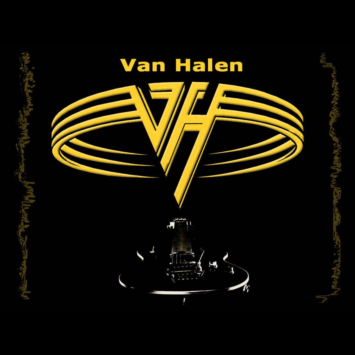Van Halen Rock Band Posters Van Halen Music Album Covers