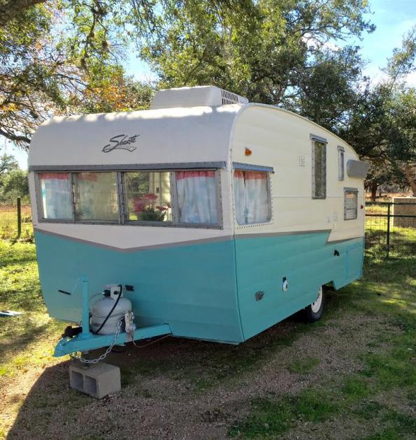 1961 Shasta Airflyte For Sale Little Vintage Trailer Vintage Camper Vintage Campers Trailers Camping Trailer For Sale
