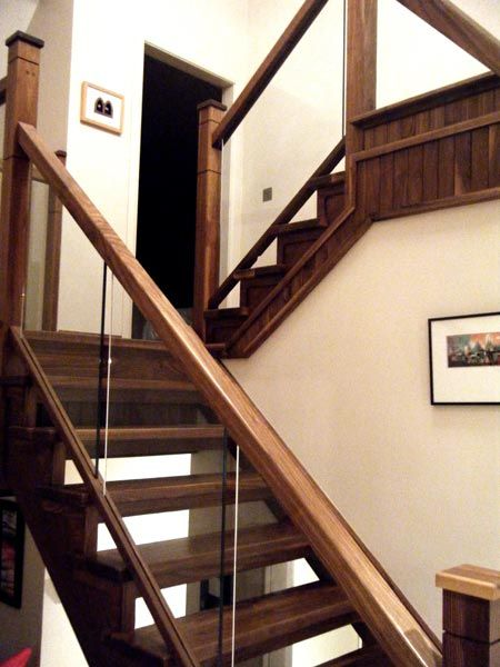 Best Walnut Staircases Google Search Staircase Home Home 400 x 300