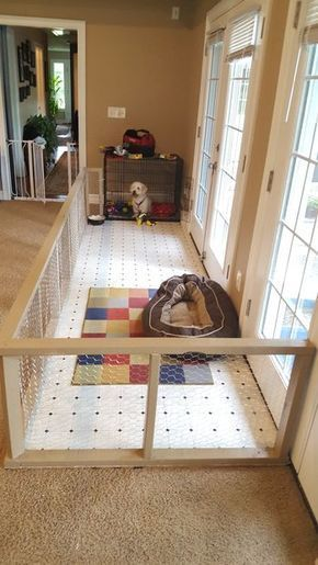 Custom Rescue Dog Pen Dog Pen Puppy Room Dog Playpen