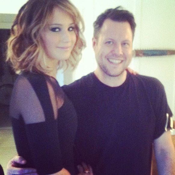 Jennifer Lawrence Hair...thinking maybe yes!