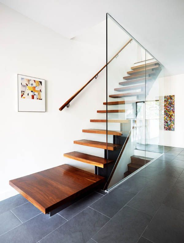 Best North Kingsway Residence By Altius Architecture Stairs 400 x 300