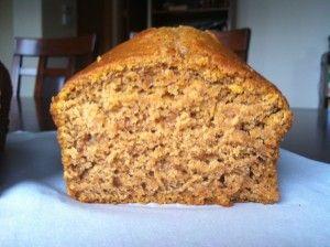 Pumpkin Bread (martha stewart recipe) | Banana bread ...