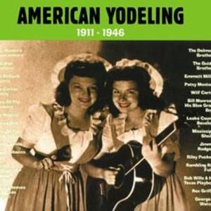 Album cover for American Yodeling