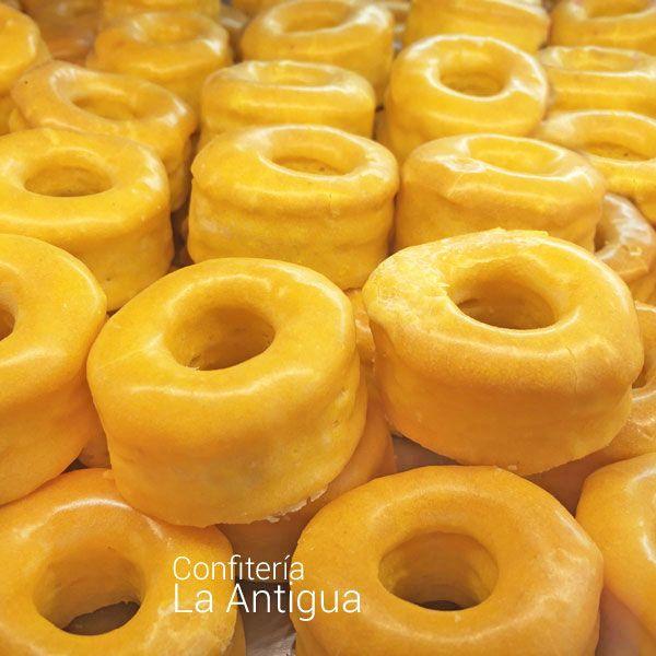 Esta receta de rosquillas de yema rosquillas de alcal - Harina puerta de alcala ...