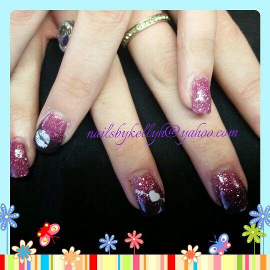 Amazing Nail Concepts soak off acrylic/gel | Fun nails ...