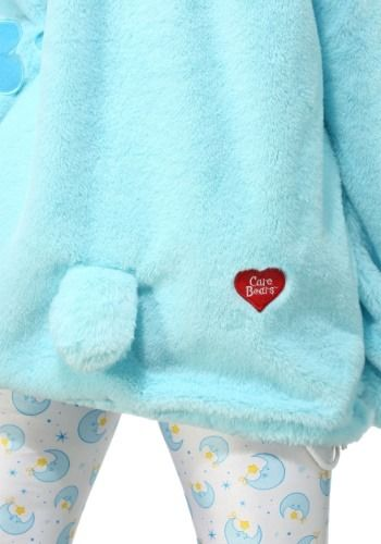 Care Bears Deluxe Bedtime Bear Hoodie Costume for Women #carebearcostume