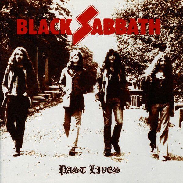 Black Sabbath Past Lives Album 180g Live Rhino Records New Vinyl 2 Lp Hardrock Black Sabbath Black Sabbath Albums Sabbath