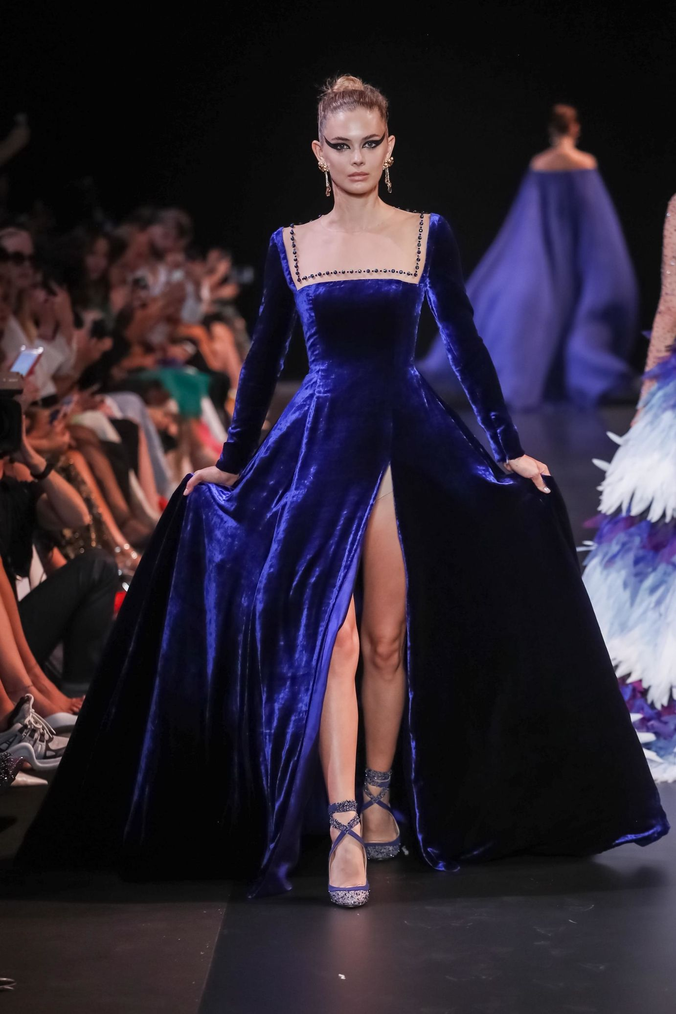 Georges Hobeika Haute Couture Fall Winter 2018 2019 Georges