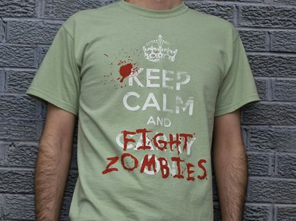 Fight Zombies