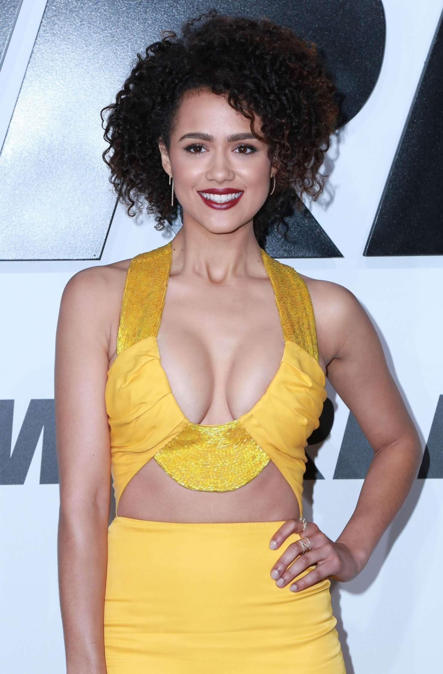 photo Nathalie Emmanuel (born 1989)