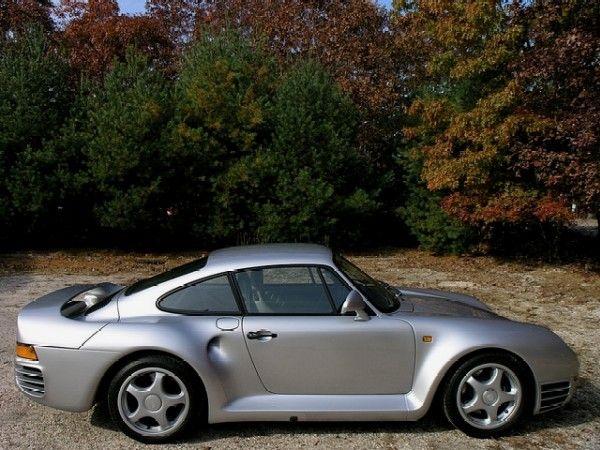 Porsche 959 For Sale >> 1987 Porsche 959 Silver Porsche Cool Sports Cars Vintage