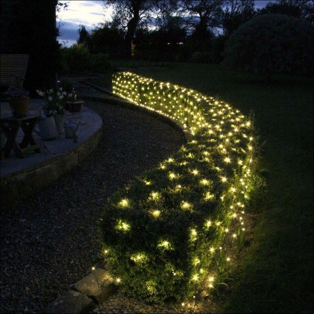 christmas lights netting outdoor #christmaslightsindoors Christmas
