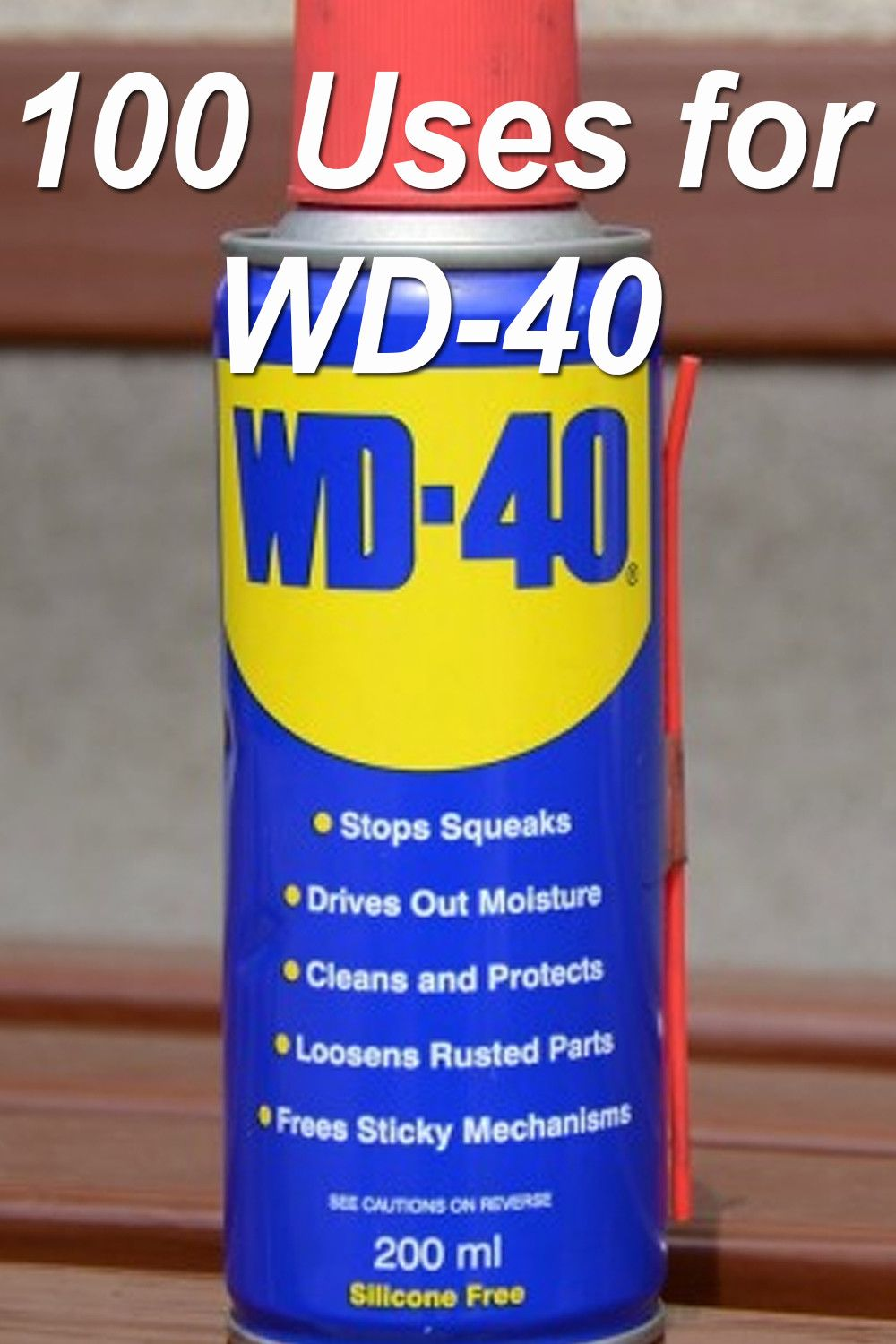 Borderline Genius Wd 40 Uses You Had No Idea About With Images Wd 40 Uses Wd 40 Genius