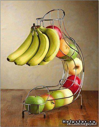Вазы с фруктами своими руками