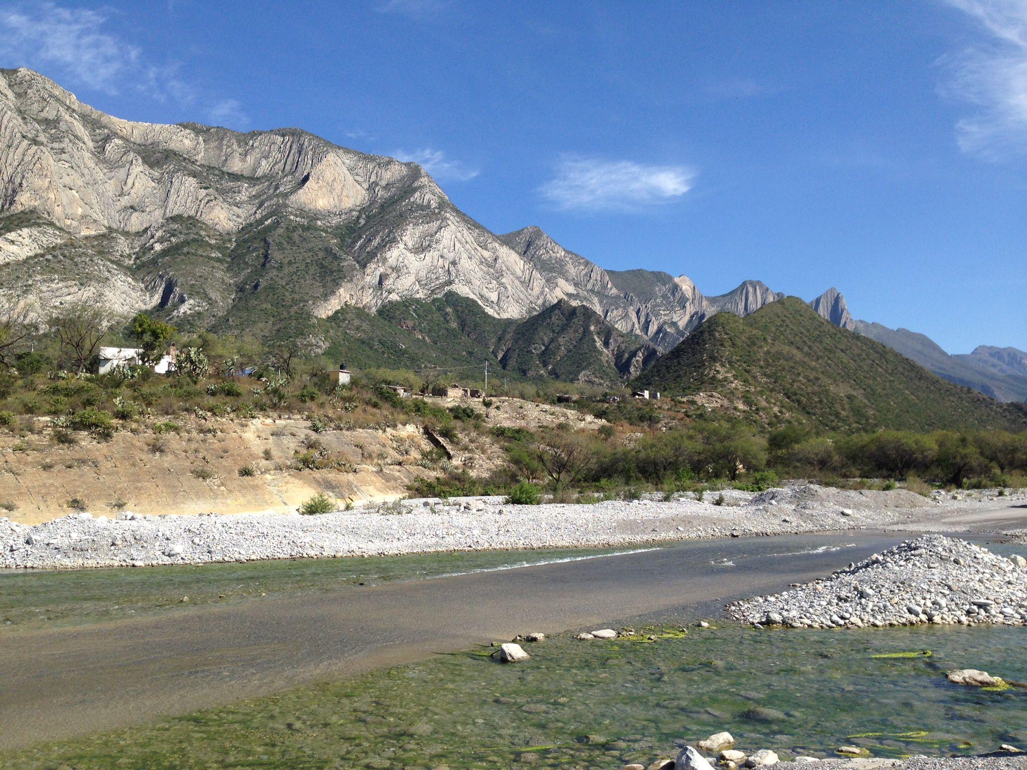 La huasteca, Monterrey, Nuevo León, Mexico