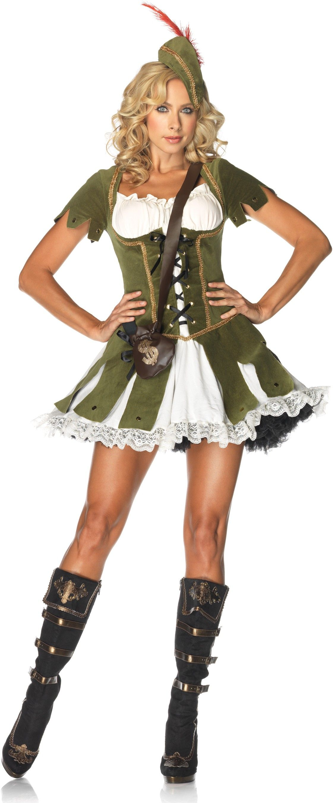 Thief Of Hearts Adult Women S Costume Look F Minin Pinterest  ~ Déguisement Robin Des Bois Femme Adulte