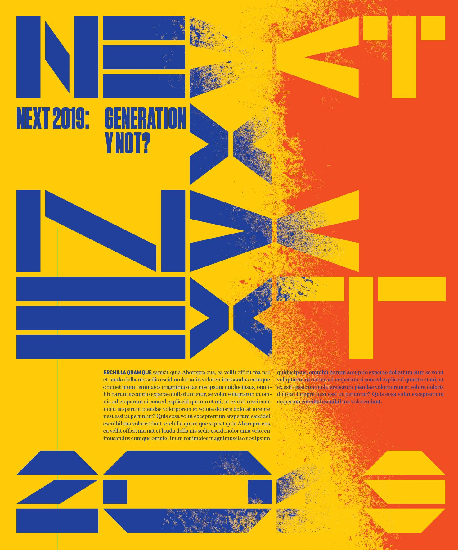 """Typography """"ESPN Next"""" By TwoPoints.Net On Behance"""