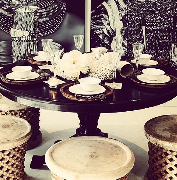Tree Trunk Coffee Table South Africa: Stunning Bamileke Tables! Available From Www.zohiinteriors
