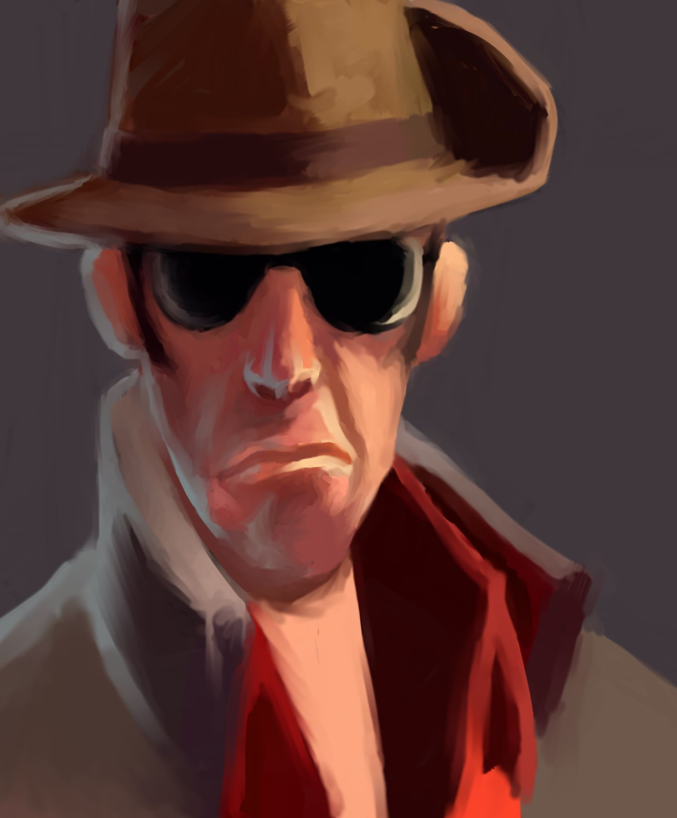 Team Fortress 2 Sniper Fan Art By Falcocanning Deviantart Com Team Fortress 2 Team Fortress 2 Art Team Fortress