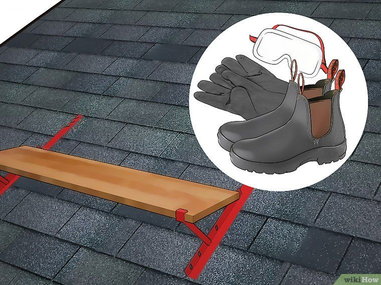 How to Replace Damaged Roof Shingles Roof repair diy