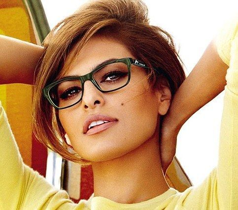 Classy Reading Glasses On Square Faces Of Women