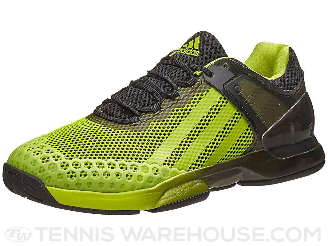 Adidas Adizero Ubersonic Black Green Pink Men S Shoe Mens Tennis Shoes Adidas Men Adidas Tennis Shoes