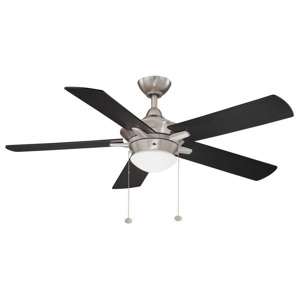 Hampton Bay Edgemont 52 In Colonial Pewter Ceiling Fan
