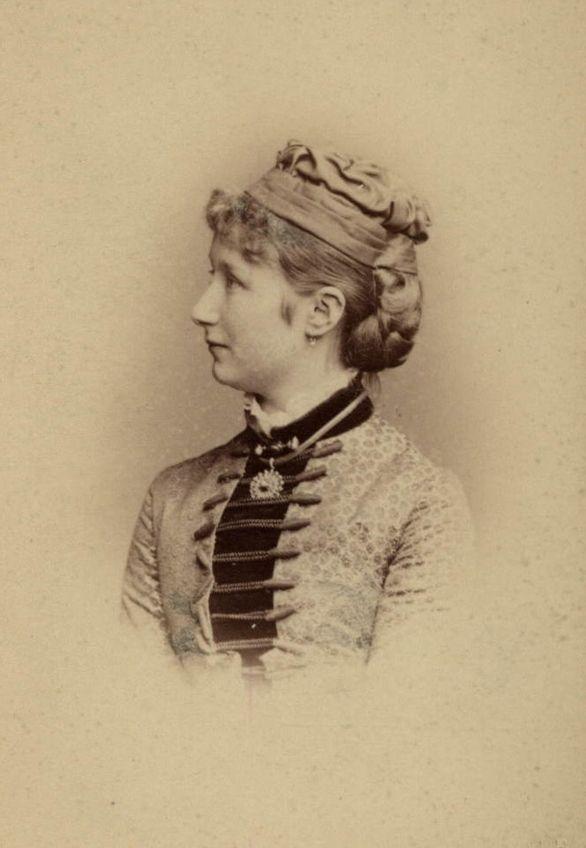 Kaiserin Augusta Viktoria of Germany.