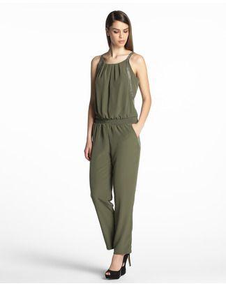 Mono. Ver escote, corte cintura, ancho pierna, detalle, tela y color según tipo de silueta. www.pauladorfman.blogspot.com.ar