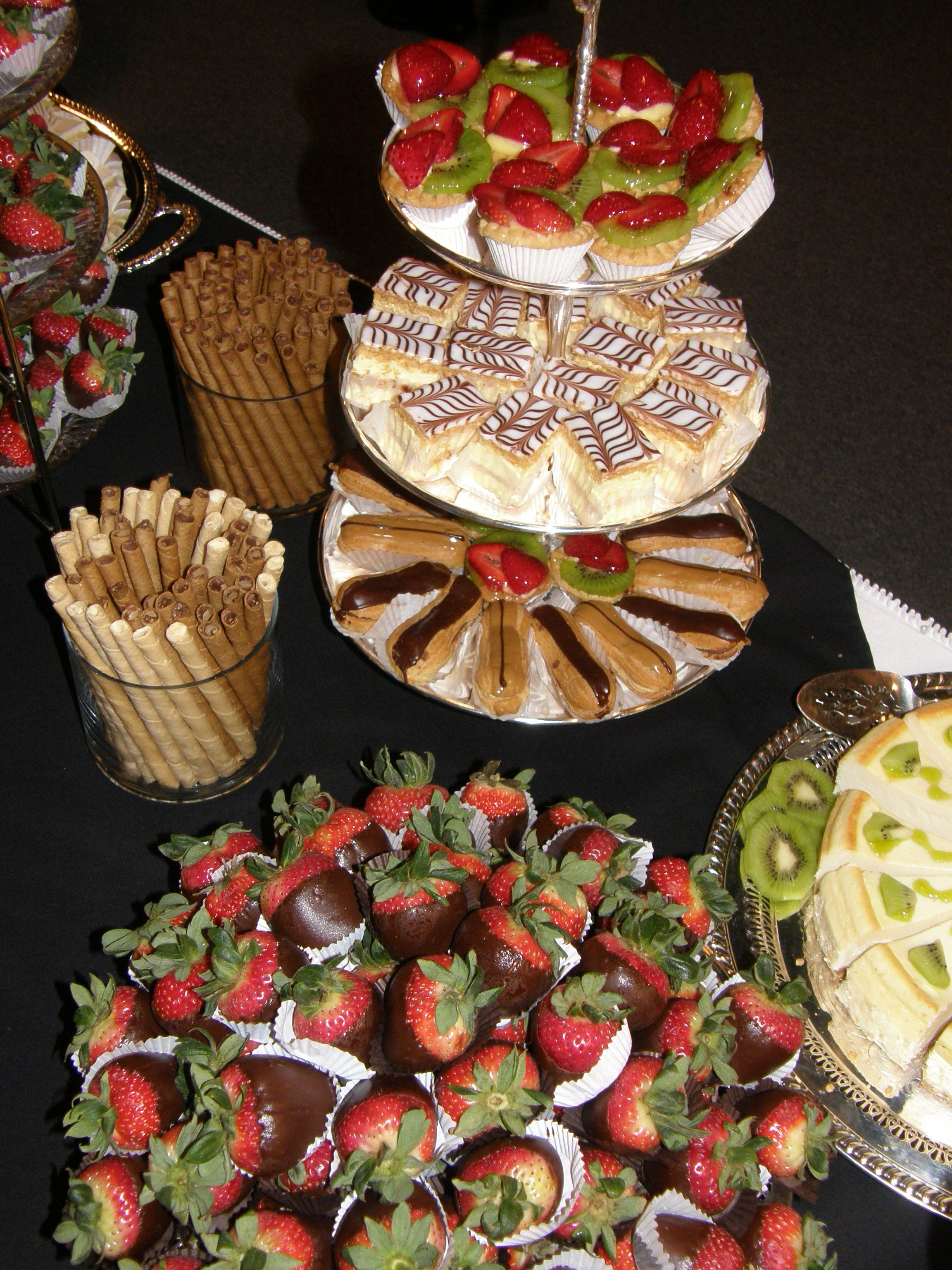 Dessert Reception Be Blessed Gallery Pinterest Reception