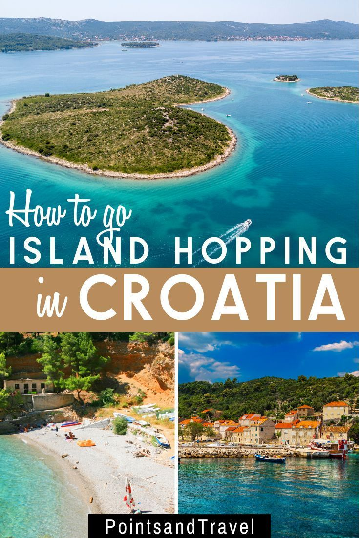 How to Go Croatia Island Hopping! Come With Me!