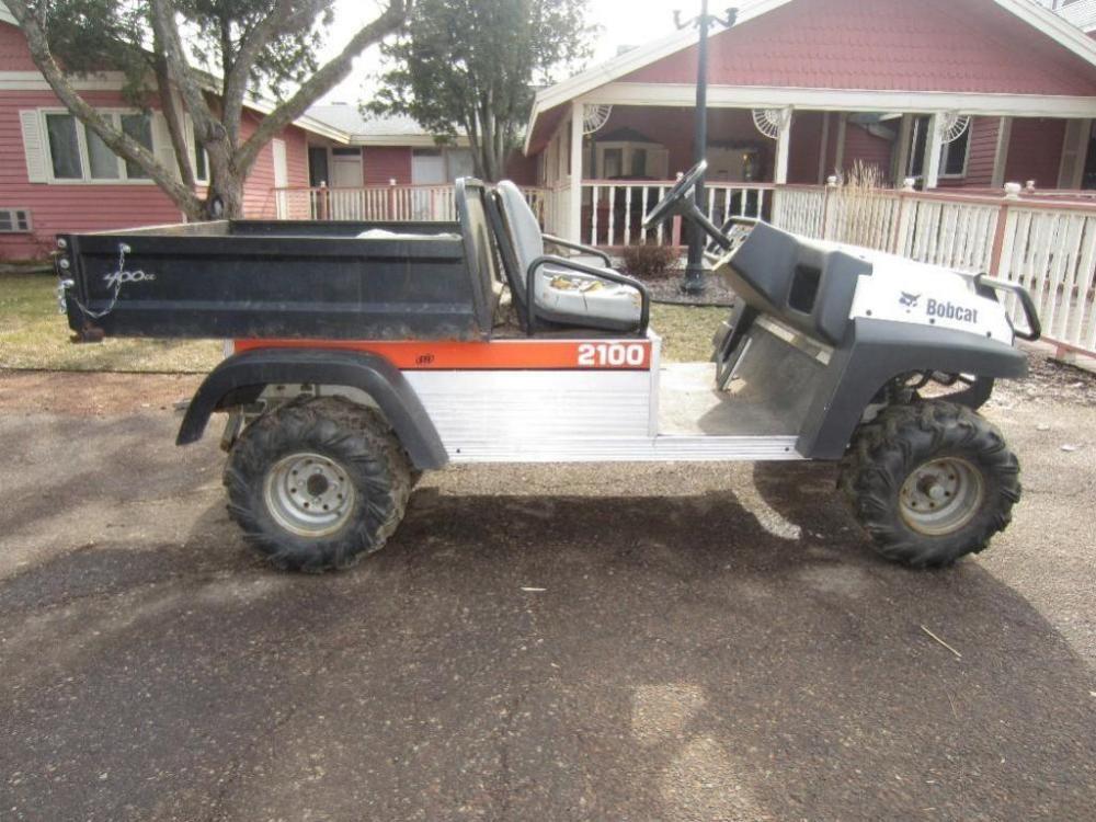 Bobcat 2100 Club Car W Dump Bed Current Price 825 Bobcat Beds Online Monster Trucks
