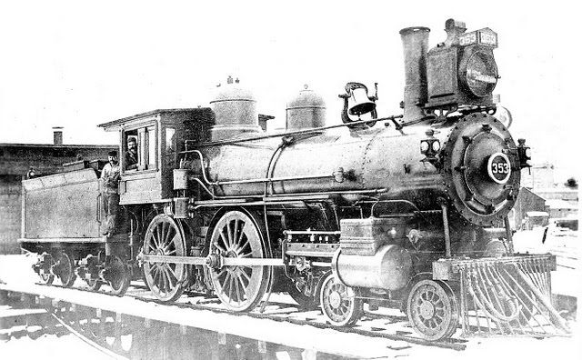 D-2 353 later 1830  Manchester 1891.  Was New York, Providence & Boston 53.