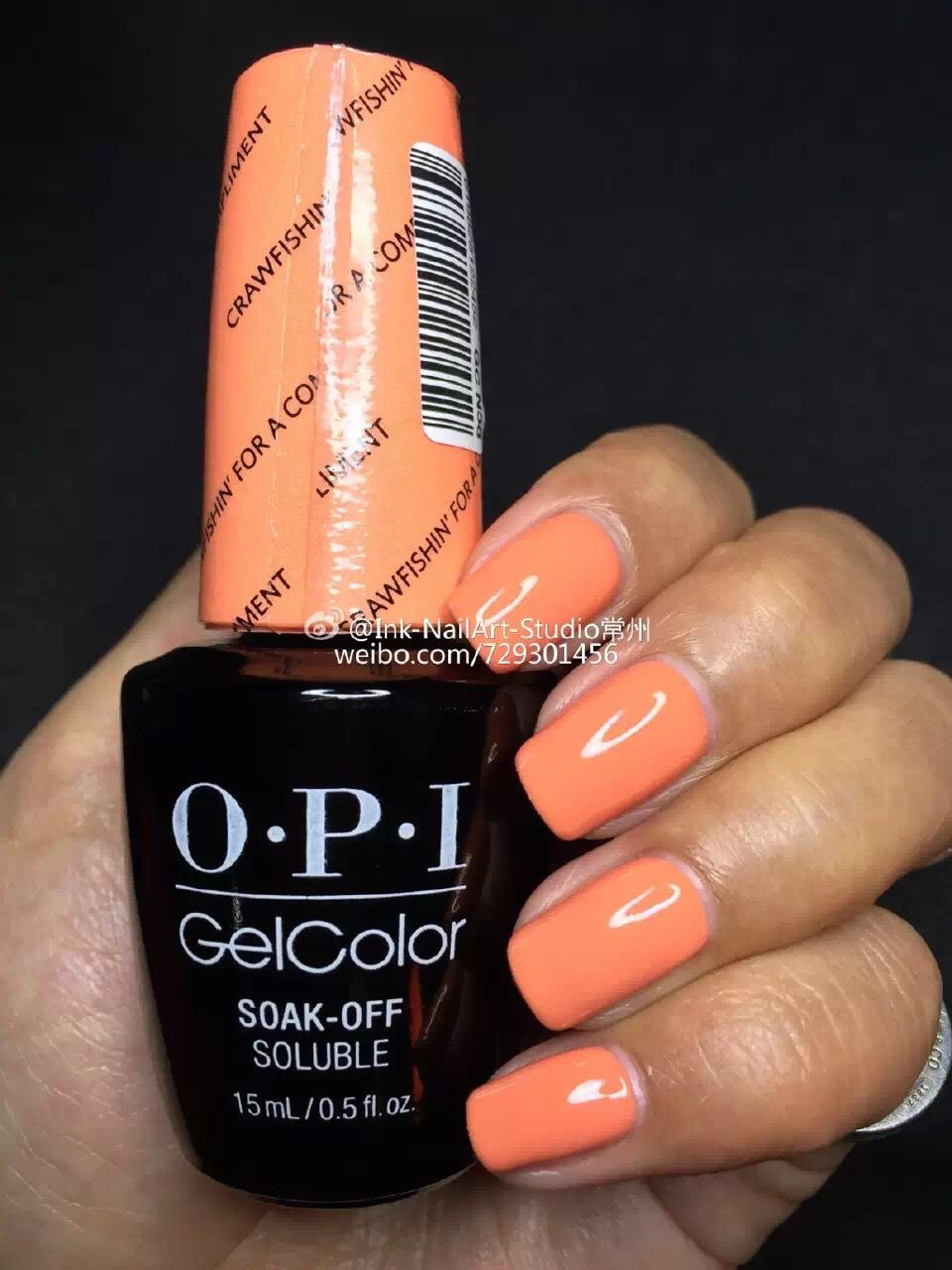 OPI New Orleans | OPI Gelcolor | Pinterest | OPI, Nail nail and Gel ...