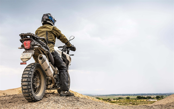 Download Wallpapers 4k, Triumph Tiger 1200 XCA, Offroad