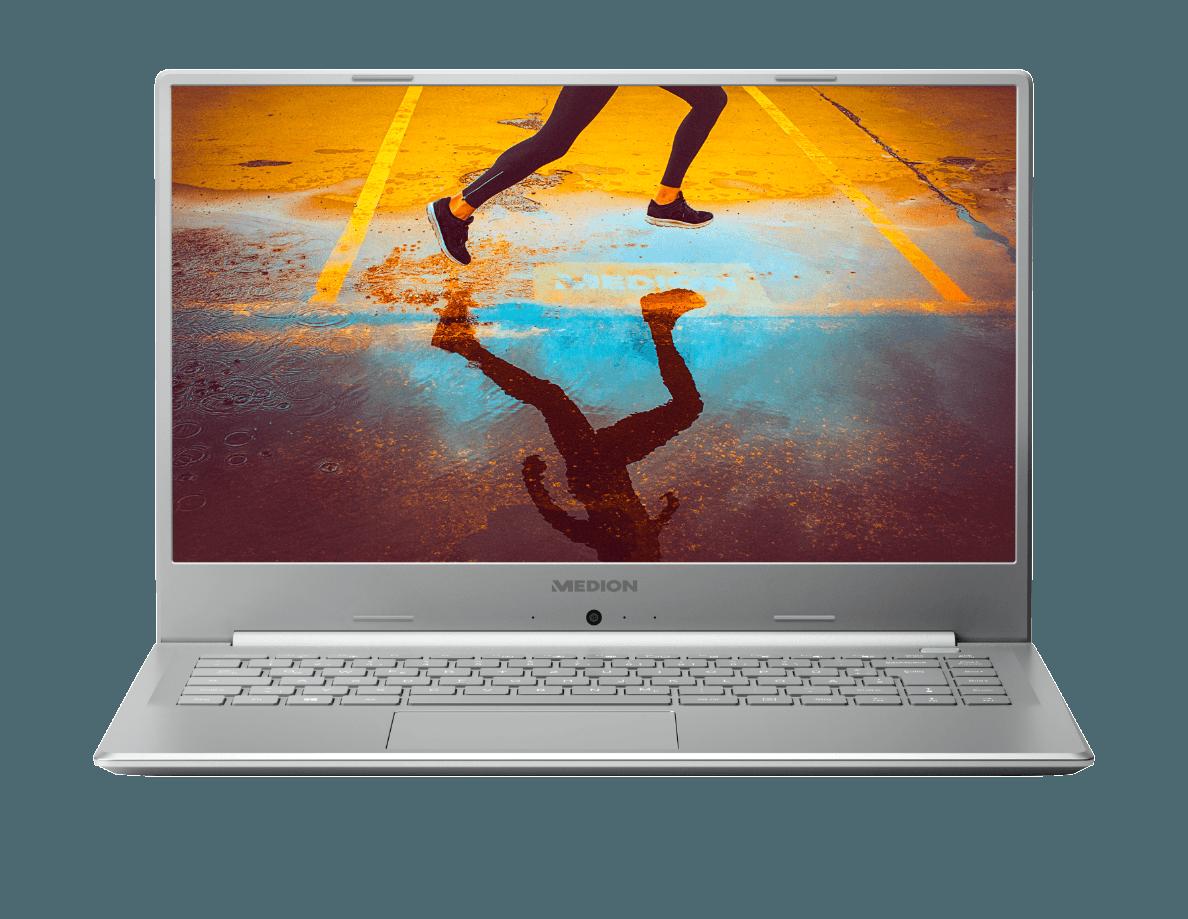 Medion Medion Akoya S6445 Notebook Mit Core I7 8 Gb Ram 512 Gb In Silber 04061275054156 Flexibilitat Geniessen Gehen Sie Elektroniken Ram Arbeitsspeicher