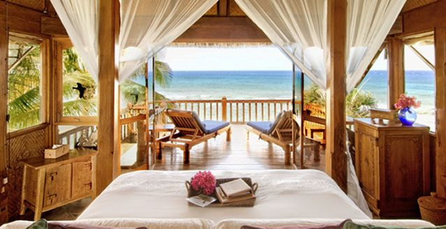 Necker, Sir Richard Branson's private island paradise, is situated in the British Virgin Islands, a stunning and unspoilt area of the Caribbean http://www.estatevacationrentals.com/property/necker-island-2