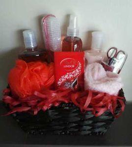 Bath & Body Works Country Apple Christmas Gift Basket Teen Girls ...