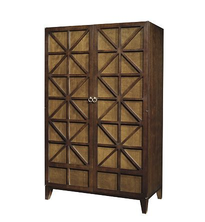 Cleo Armoire Entertainment Cabinet From The Atelier Collection