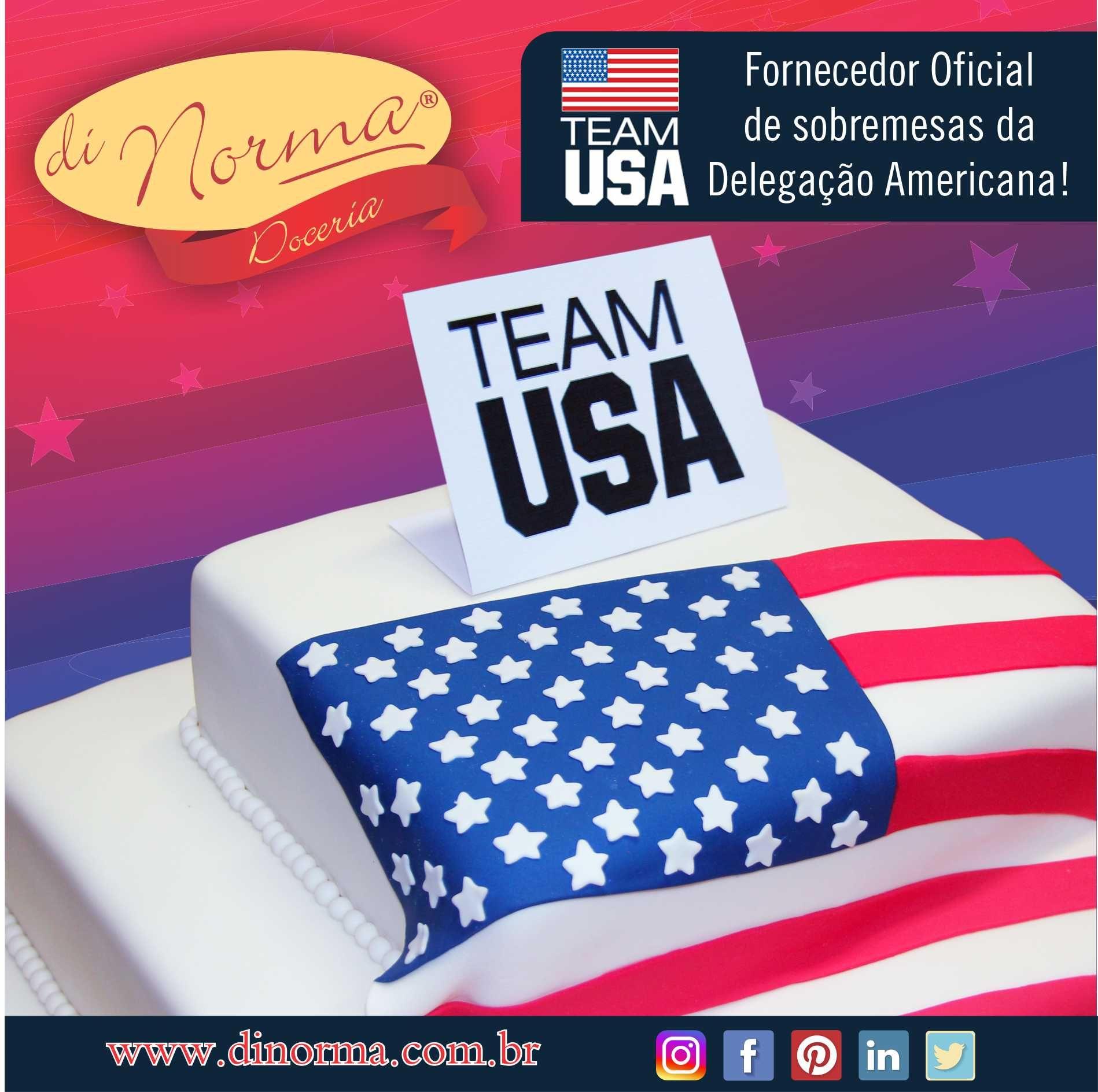 ESTAMOS CHIQUES !!!  #DiNorma #Oficial #TeamUSA #Rio2016