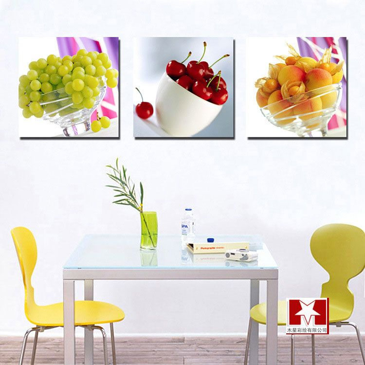 50 Quadri Moderni per Cucina: Stampe su Tela Componibili | Pinterest